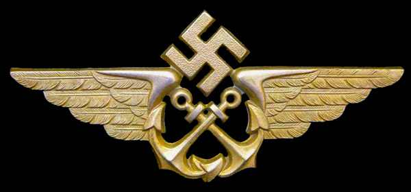 Civil Maritime insignia, Air-sea rescue