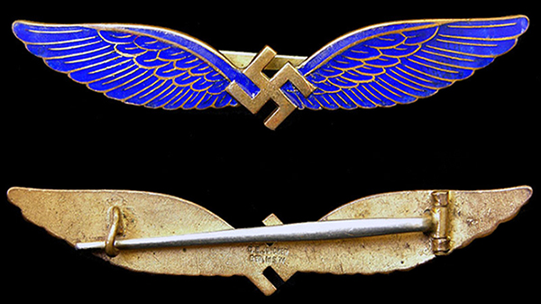 Civil Pilot's badge
