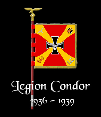 "Award of the ""Legion Condor"""