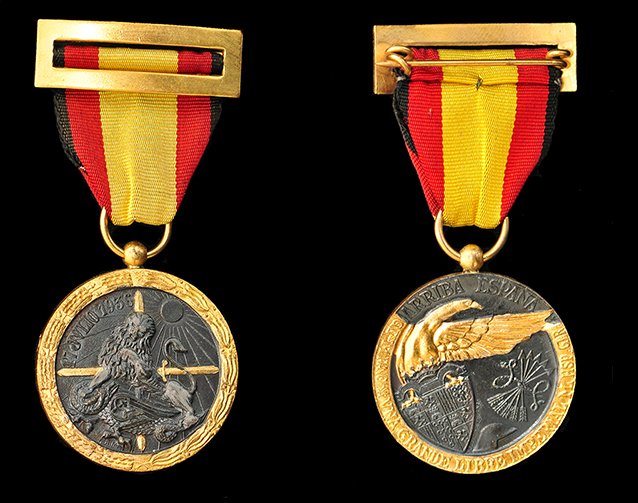 Spanish Civil War Campaign Medal