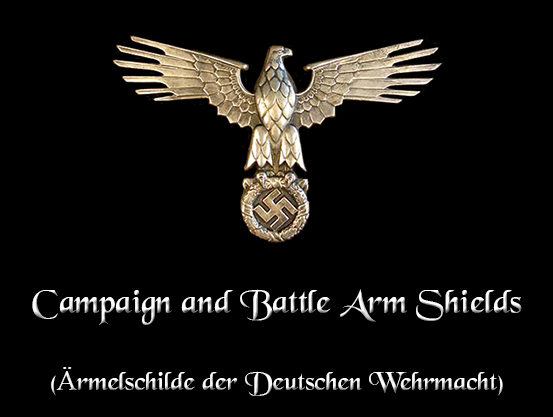 Campaign and Battle Arm Shields