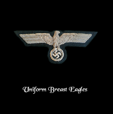Enter Uniform Breast Eagles