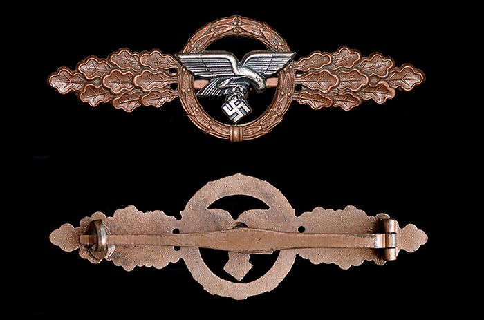 Bronze Clasp for Transport and Glider Squadrons