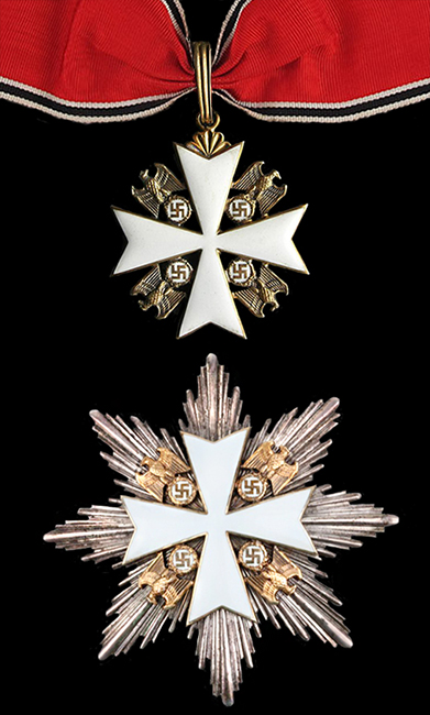 Grand Cross of the Order of the German Eagle