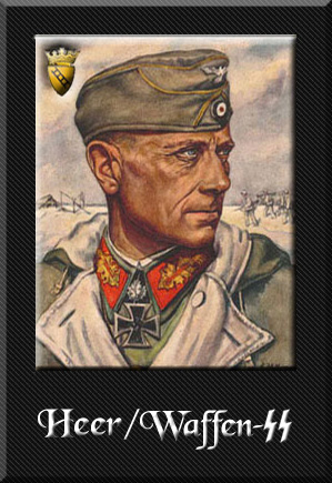 Heer/Waffen SS Awards Section