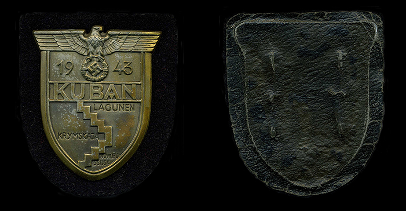 KM Kuban shield