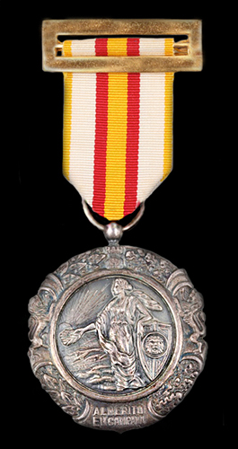 The Spanish Military Medal
