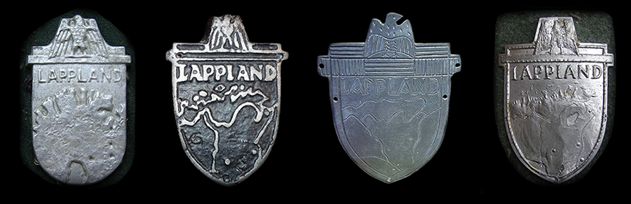 variations of the Lappland Shield