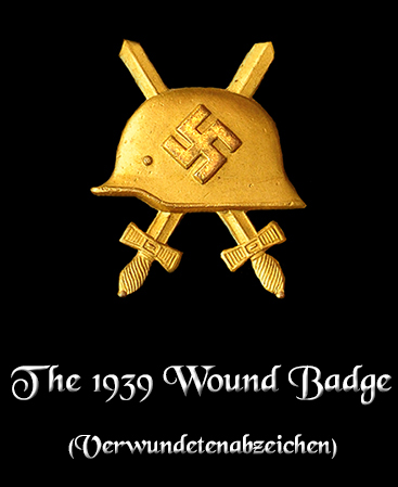 The 1939 Wound badge